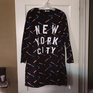 EUC New York City Dress